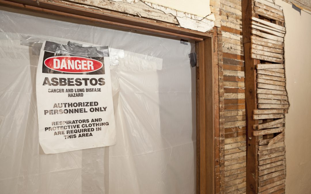 Dangers of Asbestos in NYC apartment