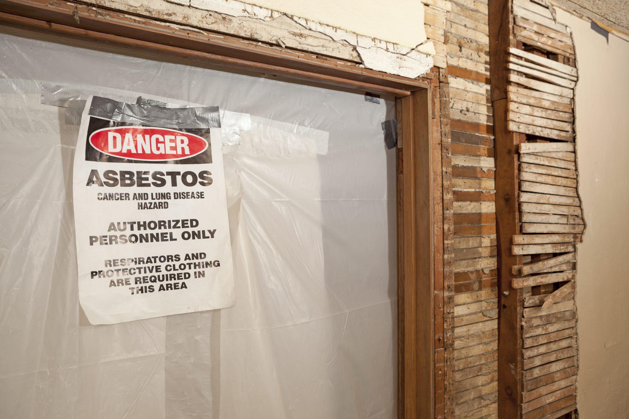 Asbestos remediation NYC