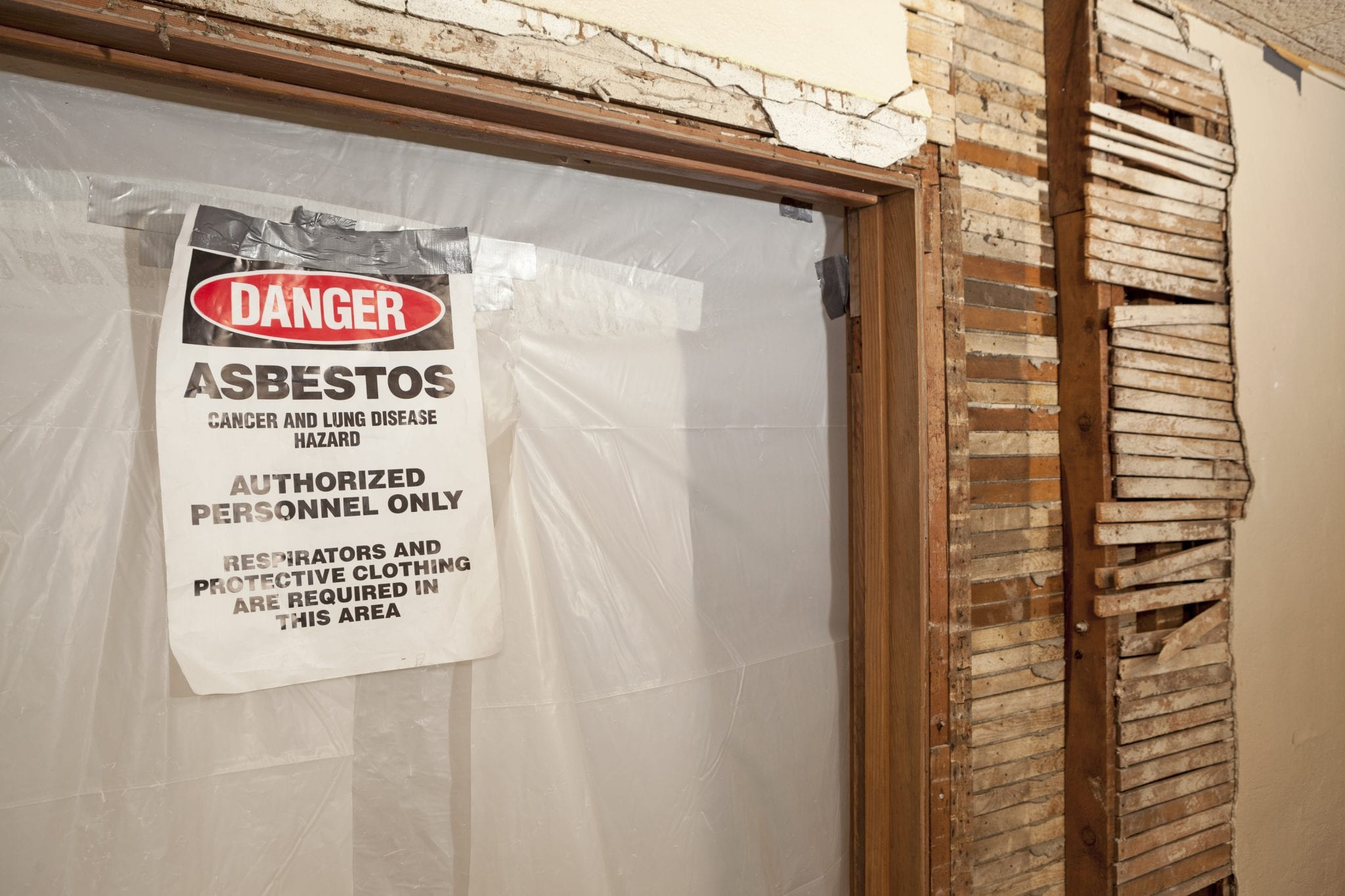 Asbestos remediation NYC