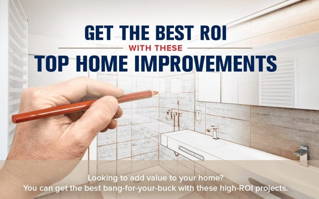 Best Remodeling Projects for Long-Term ROI